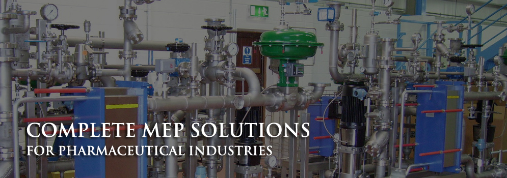 Professional Technical Services Company offer complete MEP